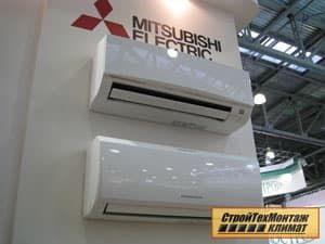 Преимущество кондиционеров mitsubishi electric