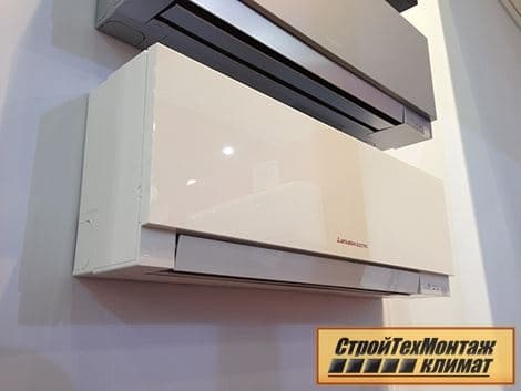 MITSUBISHI ELECTRIC MSZ-EF25VE2W официальное фото